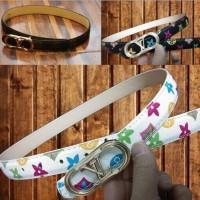 Kids Branded Belt , Ikat Pinggang Anak Branded
