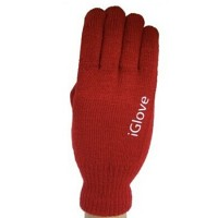 iGlove Touch Gloves for Smartphones & Tablet - Black