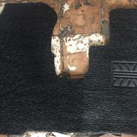 Karpet Comfort Deluxe khusus Crv 2007-2015 2 baris