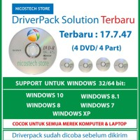 DriverPack Solution DVD | Driver Pack | Driverpack Solution terbaru