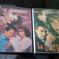 DVD Telenovela cinta paulina/La Usurpadora Bahasa Indonesia