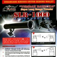 Tweter Basoka SLR 1000