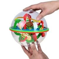 BOHS Permainan Bola Keseimbangan 3D Labyrinth   Mainan