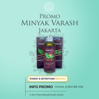 Varash Healing Oil 100ml