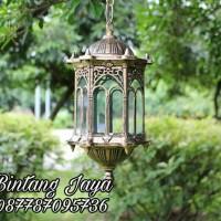 Lampu Gantung Taman - Seri 01 (Promo)
