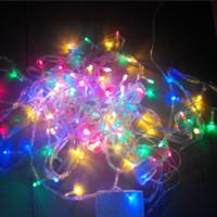Jual lampu led waterproof dekorasi pohon natal warna warni tahan air murah Murah