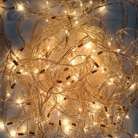 Jual lampu led waterproof dekorasi pohon natal toko pesta tahan air murah Murah