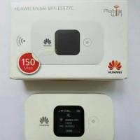 Jual Modem Best Seller Mifi Huawei E5577 4G LTE 150mbps unlock permanen Murah