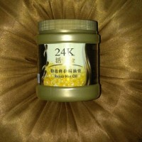 Masker Rambut 24k [24k Active Gold Repair Hot Oil] 500ml 020517