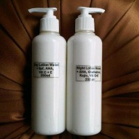 Lotion Walet Day 250ml n Night 250ml,+Gluthatione,Kojic,AHA,Vi 0205