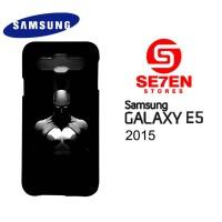 Casing HP Samsung E5 2015 Batman movie Custom Hardcase Cover