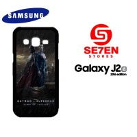 Casing HP Samsung J2 2016 batman v superman dawn Custom Hardcase Cover