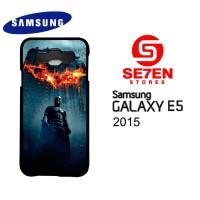 Casing HP Samsung E5 2015 Batman Custom Hardcase Cover