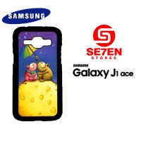 Casing HP Samsung J1 Ace Cute Wallpapers 4 Custom Hardcase Cover