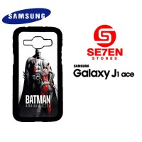 Casing HP Samsung J1 Ace Batman arkham city 3 Custom Hardcase Cover