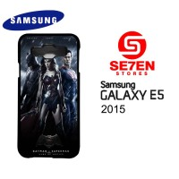 Casing HP Samsung E5 2015 batman v superman 2 Custom Hardcase Cover