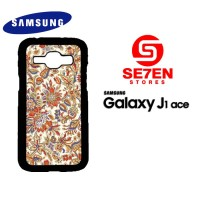 Casing HP Samsung J1 Ace batik 3 Custom Hardcase Cover