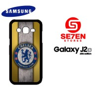 Casing HP Samsung J2 2016 chelsea fc New Custom Hardcase Cover