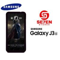 Casing HP Samsung J3 2016 batman v superman dawn Custom Hardcase Cover