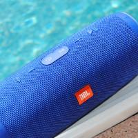 Jual JBL Charge 3 Bluetooth Speaker Waterproof Portable Outdoor Murah