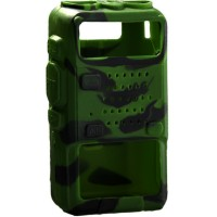 Silicone Case for Baofeng UV5R UV-5RA UV-5RB UV-5RC UV-5RD -Camouflage