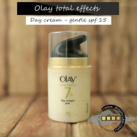Olay Total Effect SPF 15 | day cream - gentle