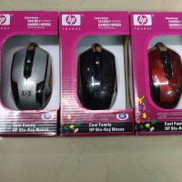 MOUSE USB HP / XP KABEL BAGUS MURAH