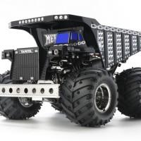 Tamiya RC Metal Dump Truck - GF-01