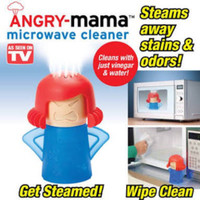 Jual jual promo! pembersih microwave angry mama davis waddell steam cleaner Murah