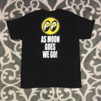 Moon Eyes / Mooneyes As MOON Goes We Go T-Shirt