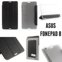 Harga asus fonepad 8 fe380cg smart case cover flip book trans | antitipu.com