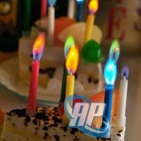 lilin colour flame / lilin api warna / lilin ulang tahun