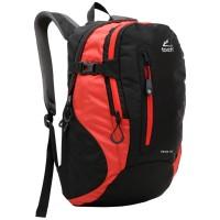 Torch Tas Backpack Genoa 1.9 - Hitam/Merah