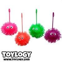 Mainan Anak Yoyo Ubur-Ubur Lampu ( Pinokio Puffer Ball )