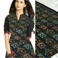 Dress Tenun Endek Batik Spesial Wanita Gaul