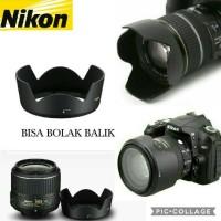 Lens Hood 52 for 18-55 Nikon HB69