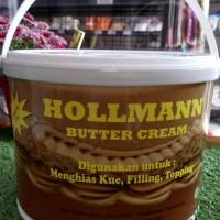 Hollman Butter Cream 1kg exp Mar 2018