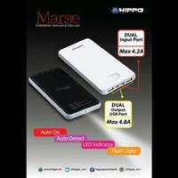 Hippo Power Bank Marse 12000mAh Value pack