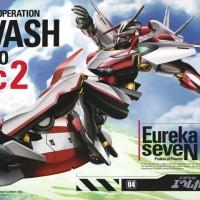 Nirvash Type Zero Spec 2 Eureka Seven