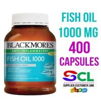 Jual Blackmores Fish Oil 400 capsules Murah