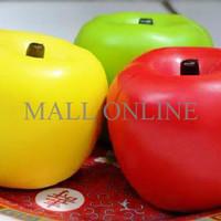 JUAL Jumbo apple squishy apel kawaii squishy ind SLOW MURAH