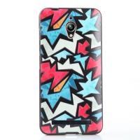 ASUS Zenfone Go ZC500TG Rubber 3D TPU Soft Case Full Body Color Space