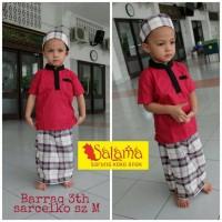 Jual SARCELKO Salama size 1-5 tahun | Sarung Celana Koko Anak Laki Murah