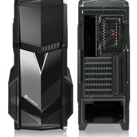 Casing PC CPU Raijintek NESTOR Black - Include 3x12Cm Fan - PSU Cover