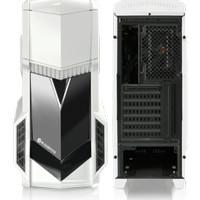 Casing PC CPU Raijintek NESTOR White - Include 3x12Cm Fan - PSU Cover