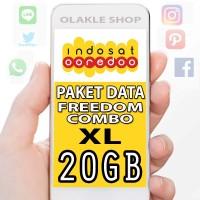 harga Perdana Internet / Paket Data Indosat Freedom Combo Xl 23gb Termurah Tokopedia.com