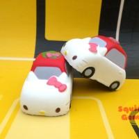 Jual Hello kitty lovely car squishy hk hellokitty mobil Murah