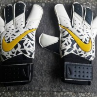 sarung tangan kiper / goalkeeper gloves nike vg3 joe hart grade ori