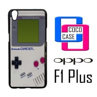 Casing Hp Oppo F1 Plus Retro Gameboy Nintendo X4520