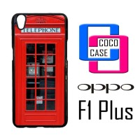 Casing Hp Oppo F1 Plus Telephone Boxes X4551